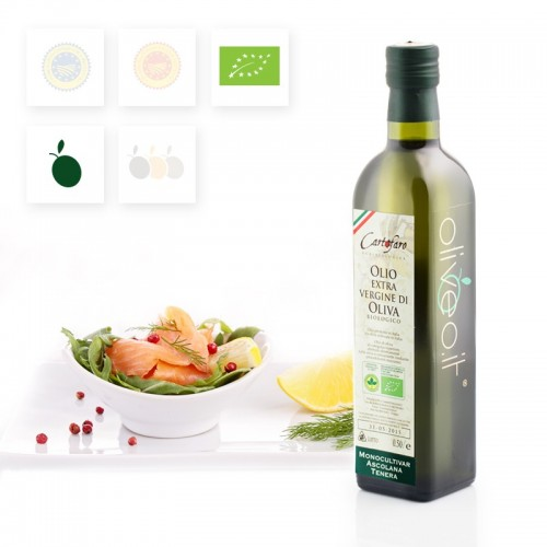 Ascolana Organic Extra Virgin Olive Oil - Buy Extra Virgin Olive Oil
