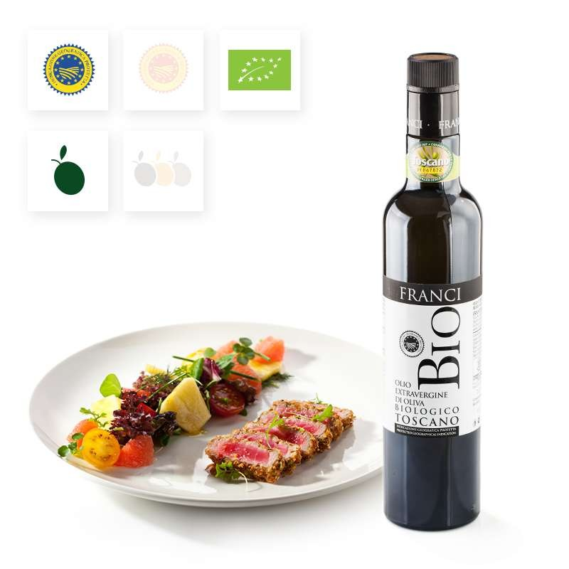 EVO Oil BIO PGI Toscano - Buy Extra Virgin Olive Oil