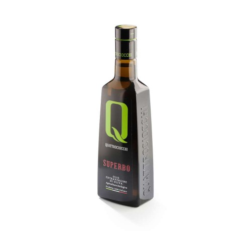 Huile d'olive extra vierge Superbo