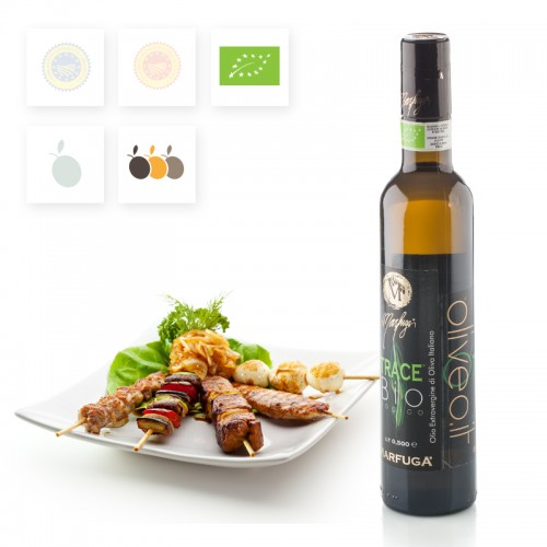 Organic EVO Oil Trace - Buy extra virgin olive oil