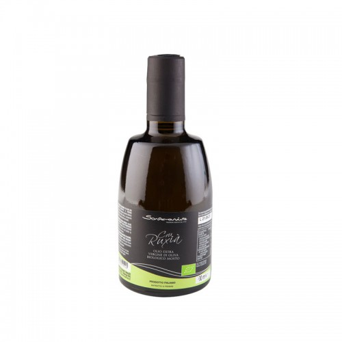 Huile d'olive extra vierge biologique Cru Ruxia