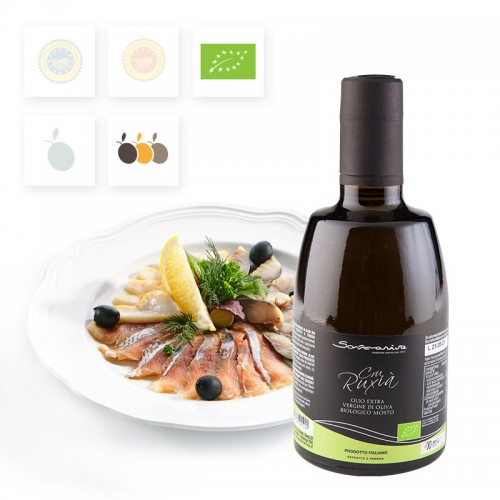 Cru Ruxia Organic EVO Oil - Buy Extra Virgin Olive Oil