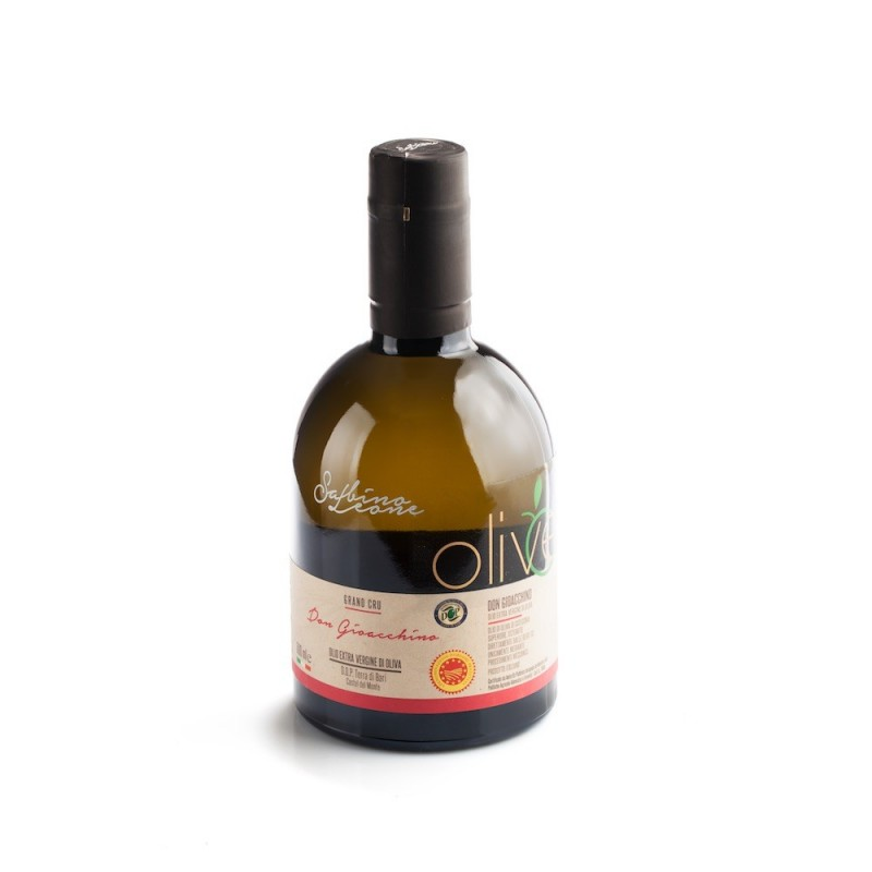 Don Gioacchino PDO Extra Virgin Olive Oil - Buy Extra Virgin Olive Oil