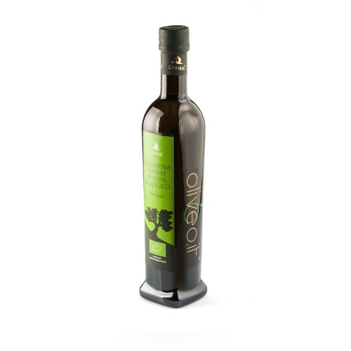 Huile d'olive extra vierge bio Corax