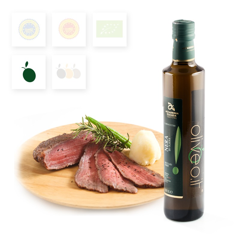 Extra virgin olive oil Nera di Oliena - Buy Extra Virgin Olive Oil